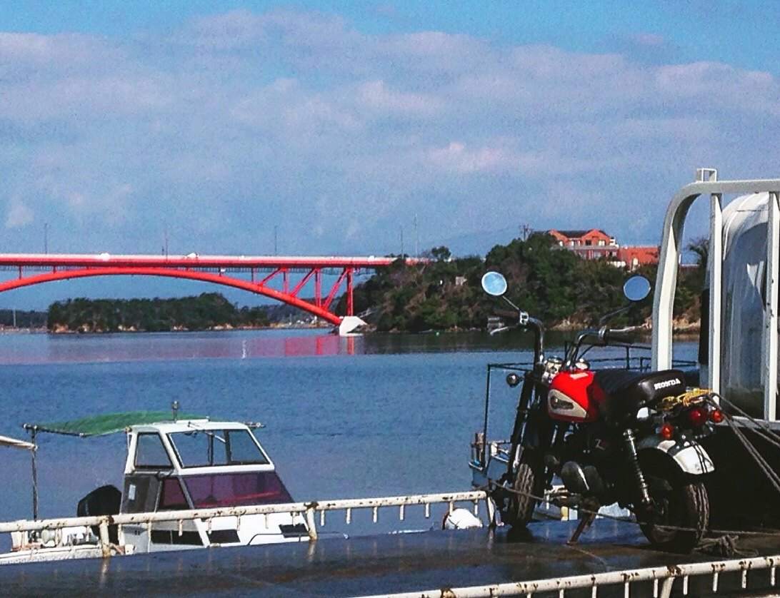 上天草へバイク無料出張買取、熊本、みのまるバイク