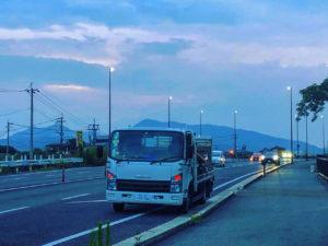 熊本市北区四方寄町K様へ原付50ccスクーター引取処分のお伺いへ♫