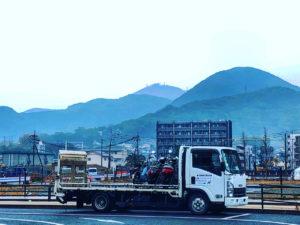 熊本市中央区渡鹿6丁目Y様より原付スクーター買取御依頼頂きました!