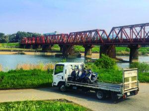 今日のバイク買取は、熊本市北区・合志・菊池・山鹿・玉名・荒尾・福岡県南部のバイク屋さんへ♪