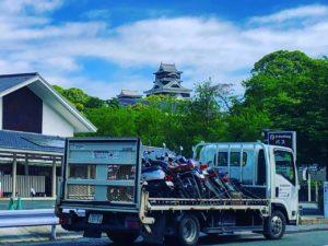 バイク買取 熊本市 西区花園 中央区白山 南区近見