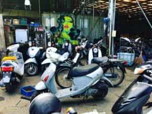 熊本市 北区 バイク買取 みのまるバイク